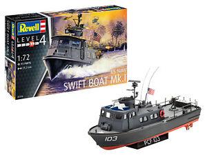 Revell 1/72 US Navy SWIFT BOAT Mk.I # 5176
