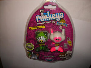 UB Funkeys Dream State Chat Pack of 2 SPROUT GABBY Computer Game FREE SHIP New