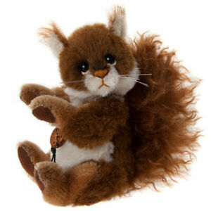 Scampeteer Minimo by Charlie Bears - limited edition squirrel - MM645317