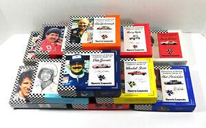 Lot of (12) 1991 Champions of Racing NASCAR Racing Boxed Sets Sealed Jarrett ++