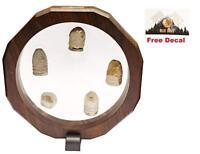 Epic Peak (5) Civil War Bullet with Relic Case - Civil War Collectible