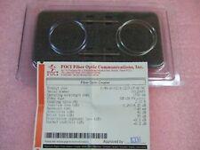 FOCI Fiber Optic Coupler x2 SMF-28:P4:color 1550nm NEW