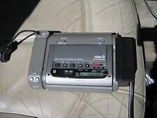 Sony EVO-220 8mm Video Cassette Recorder & Alarm Recording Adaptor PVG-220
