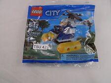 LEGO CITY POLICE HELICOPTER set 30311 New  (TSU 42)