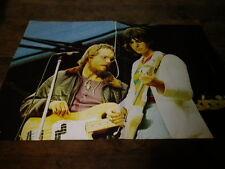 JEFF BECK & TIM BOGERT - Poster !!! 2P !!! VINTAGE 70'S !!!