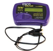 PEAK ELECTRONIC ESR60 - CAPACIMETRO