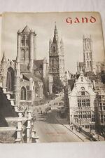 IMAGES DE BELGIQUE-GAND-DE KEYSER-ILLUSTRE CAYET DESSART DE CONINCK-SION-1948
