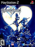 Kingdom Hearts - Greatest Hits (PlayStation 2, 2004)