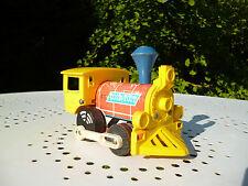 ☺ Train Locomotive Toot -Toot Fisher Price Année 1964 Réf: 643 Vintage ☺