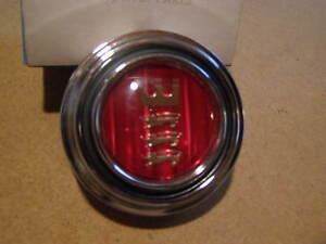 NOS 1973 1974 Ford Torino Grille Ornament Emblem