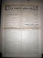 LE FORZE ARMATE # Bisettimanale - Anno VIII - N.703 # 14 Gennaio 1933/XI Roma