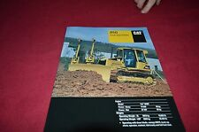 Caterpillar D5G Crawler Dozer Dealer's Brochure DCPA4 ver3