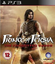PRINCE OF PERSIA THE FORGOTTEN SANDS POP TFS FS PS3 Game (PRE OWNED) (USED)