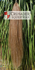 New White Chestnut False Tail Double Thickness 70-75cm Horse Pony show AUST 340g