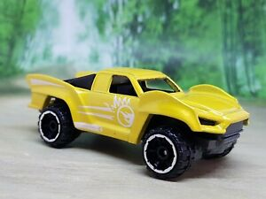 Hot Wheels Racing Pickup Diecast Model 1/64 - Excellent Condition