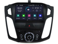 For Ford Focus 2015-2017 Android 9.0 Car DVD GPS Navigation Wifi  Radio Stereo