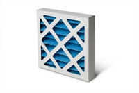 "Air filter (pleated) 12"" x 12"", ducting, ventilation, extractor fan, hydroponics"