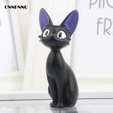 Black Cat Figurine Resin Desktop Decor Miniatures Home Decoration Ornaments