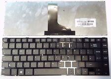 TOSHIBA SATELLITE L800 L805 L830 C800 M805 C800D M800 UK KEYBOARD BLACK NEW