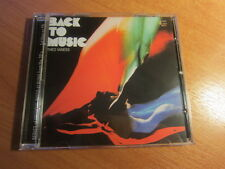 Theo Vaness - Back To Music CD