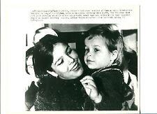 Princess Caroline of Monaco Royalty Original Press Still Photo