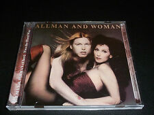 CD.GREGG ALLMAN&WOMAN.CHER.TO THE HARD WAY.1977 +WET WILLIE+COWBOY .NEUF