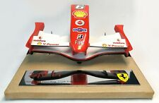FERRARI F1 248 NOSECONE and Front Wing (1/12 scale) by AMALGAM Code: AMG5079