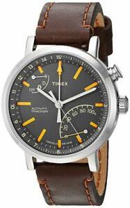 Timex Metropolitan Activity Tracker Smart Watch TW2P92300