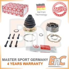 VW EOS 1F CV Joint Boot Kit Front Outer 2.0 3.2 3.6 06 to 15 6 Speed DCT C.V.