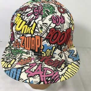 59Fifty Comic Sounds Fitted Boom Thunk 7 3/4 Hat