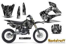 Kawasaki KX85 KX100 2001-2013 Graphics Kit CREATORX Decals BACKDRAFT S