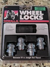 Gorilla Wheel Locks Toyota 7361T New 12mm x 1.50
