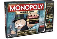 Hasbro Monopoly Banking Ultra Spiel Gesellschaftsspiel Brettspiel Spielzeug