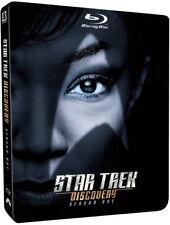 Star Trek Discovery - Complete Season 1 (Blu-ray Steelbook) BRAND NEW