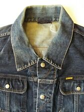 DIESEL GREGG MEN'S DENIM JACKET XL DARK BLUE LJKTA882