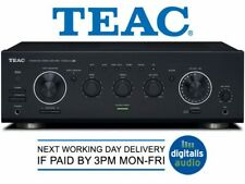 Teac AR630 90w Stereo HI-FI Integrated Amplifier with 7 Inputs and Mic Input