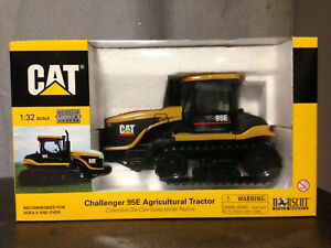 CAT CHALLENGER 95E AGRICULTURAL TRACTOR REPLICA (DIECAST) # 55001 (NORSCOT)
