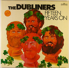 "2 x 12"" LP - The Dubliners - Fifteen Years On - B2508 - washed & cleaned"
