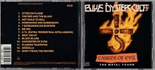 Blue Oyster Cult  - Career of Evil: The Metal Years (CD, Feb-1990, Columbia)