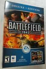 Battlefield 1942 Deluxe Edition Mac New With Road to Rome Included EA Games