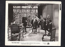 The Pied Piper with Anne Baxter Scene Vintage Studio Promotional 8x10 B/W Photo