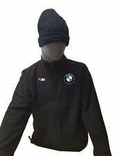 BMW MSPORT FULL ZIP FLEECE JACKET EMBROIDERED LOGO