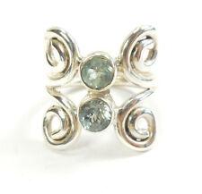 Topaz Birthday Sterling Silver Fine Rings
