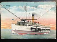 Vintage Postcard>1929>Souvenir Folder>Catalina Island>Magic Isle>California