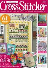 April Cross Stitcher Craft Magazines