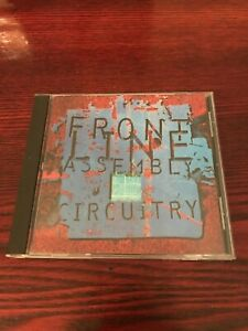 Circuitry  - Front Line Assembly  -4 track- CD Single - 1995 - Metropolis - USA