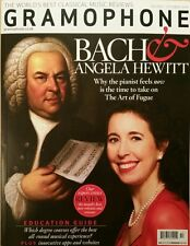 Gramophone Bach & Angela Hewitt Education Guide October 2014 FREE SHIPPING