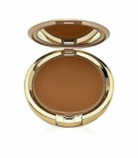 Milani Even-Touch Powder Foundation Compact with Mirror - Shade 08 Warm Toffee