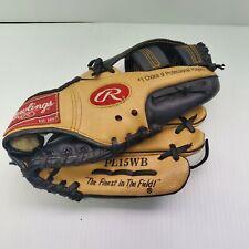 "Rawlings PL15WB Youth Baseball Glove (RHT) 10.5"" Glove Size"