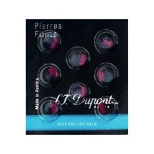 Pierres Briquet Dupont - Flints Rouge - Lot de 8 Pierres